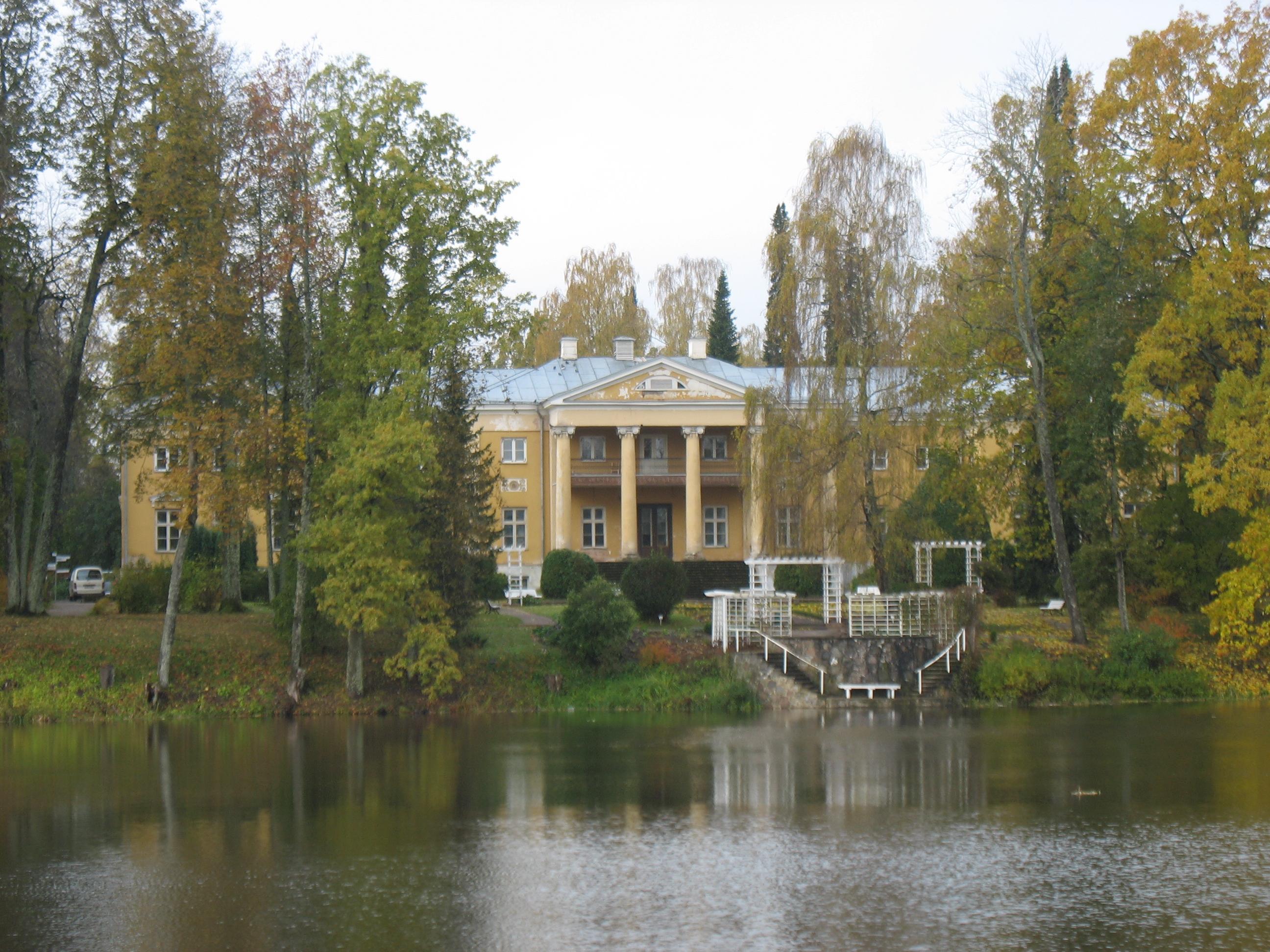 Sillapää loss