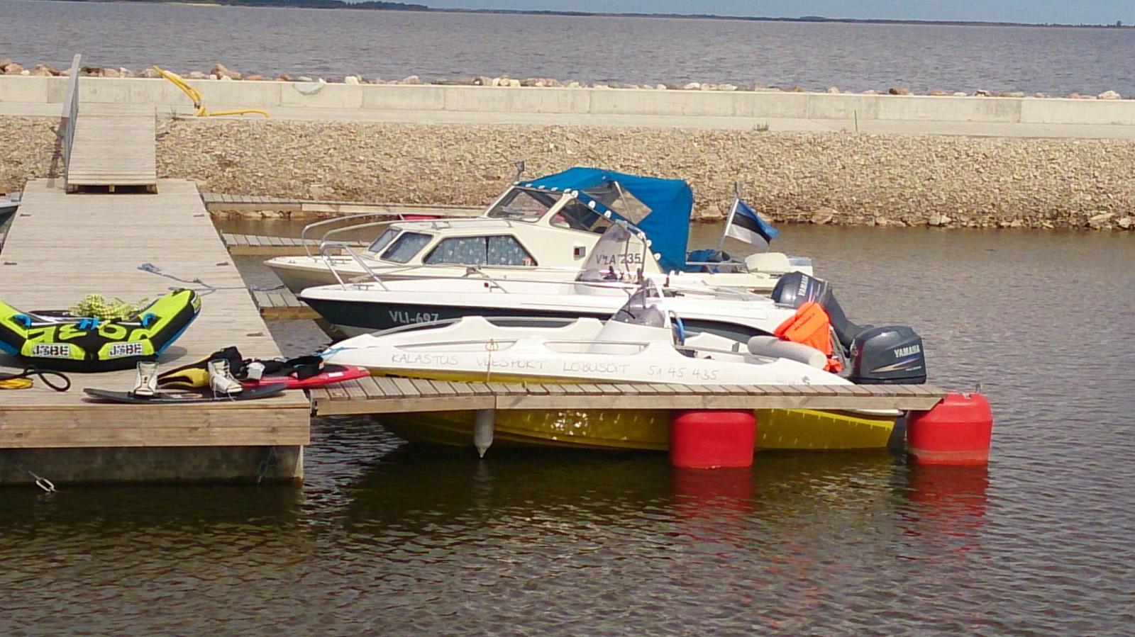 Mootorpaadisõit Peipsi järvel