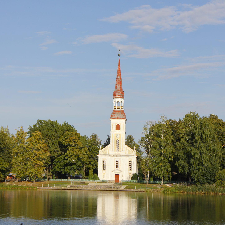 Церковь Святого Михаила в Ряпина